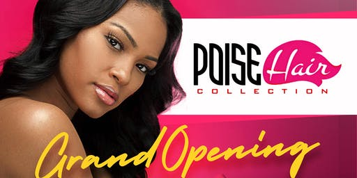 Poise Hair Collection Grand Opening Event