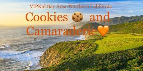 Cookies & Camaraderie: Bay Area/Northern CA Meetup by Kesa WhitakerHaaheim tickets