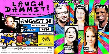 Laugh Dammit! tickets