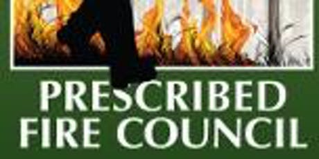 2019 SC Prescribed Fire Council Meeting tickets