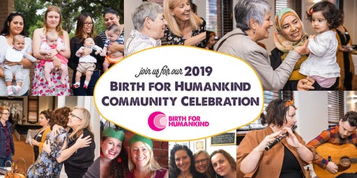 2019 Birth for Humankind Community Celebration