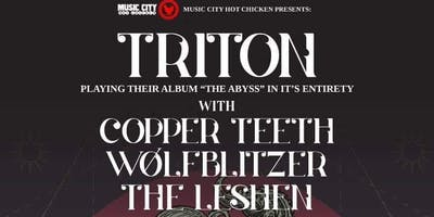 Triton w/ Copper Teeth, Wolfblitzer, and the Leshen