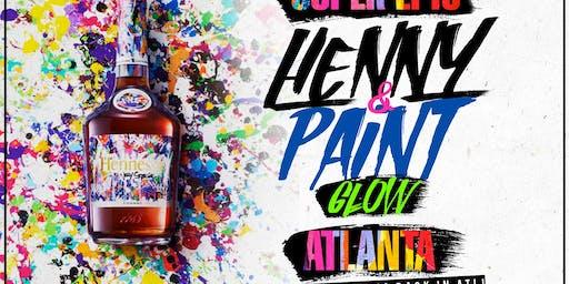 #Ace General ATLANTAs Super Epic & Lit HENNY & PAINT GLOW!