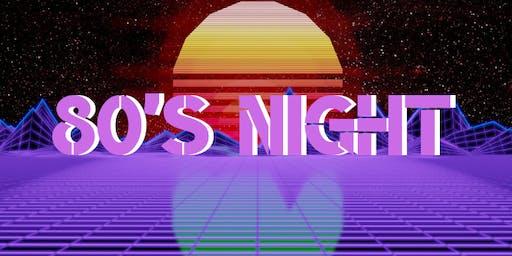 Spicoli's 80's Night
