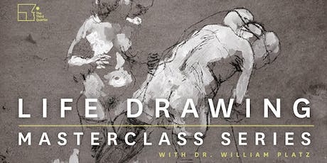 Life Drawing Session model TBC Tickets, Thu 12/09/2019 at 7