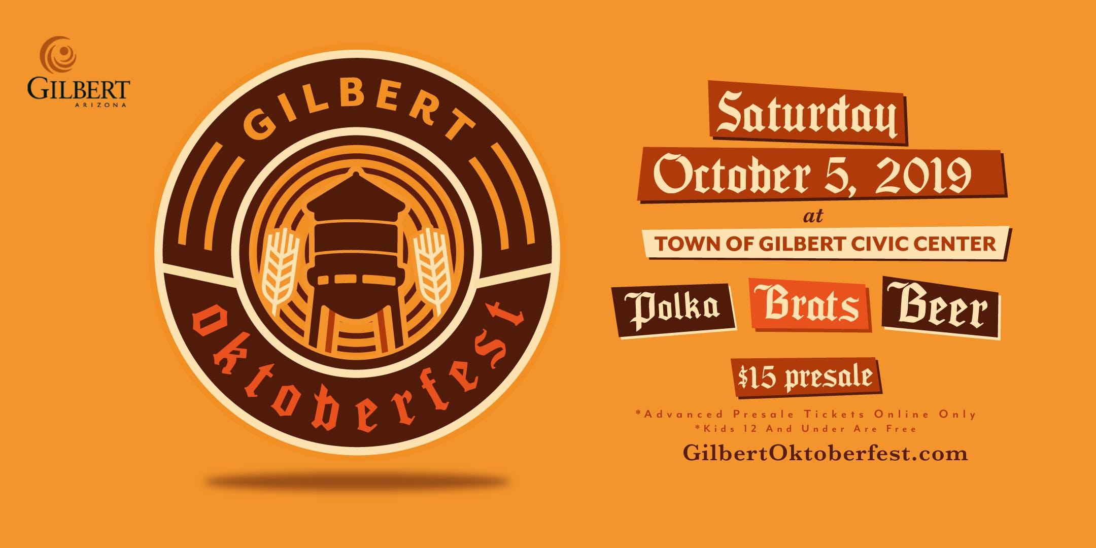 2019 Town of Gilbert Oktoberfest