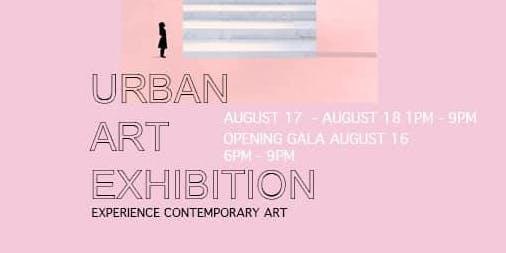 URBAN ART EXHIBITION - HAMILTON CONTEMPORARY ART POP UP