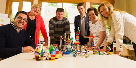 Brasil: Certificação em LEGO® SERIOUS PLAY® Methods: Brincando com Estratégia. ingressos