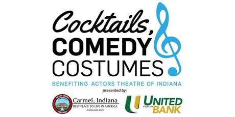 Cocktails, Comedy and Costumes  tickets