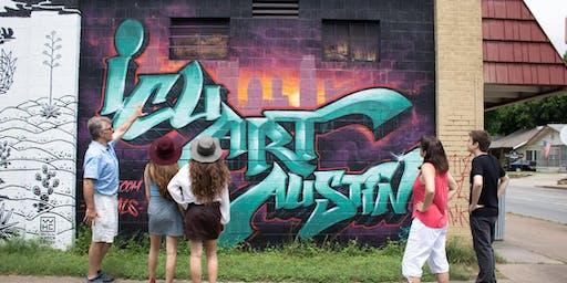 Austin Evening Art Walk