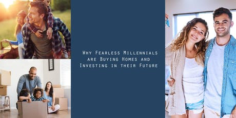 Why Millennials are Buying Homes tickets