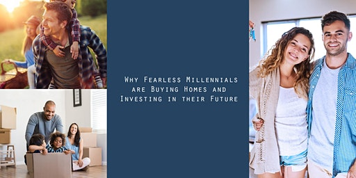 Why Millennials are Buying Homes