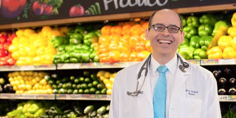 How not to Die - with Dr. Greger tickets