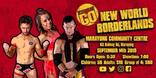 Wrestling GO: New World Borderlands