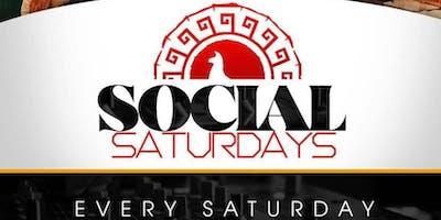 Social Saturdays - Dance the night away!