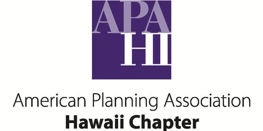 APA-HI Lunch Talk: O'ahu Resilience Strategy and Actions for Implementation