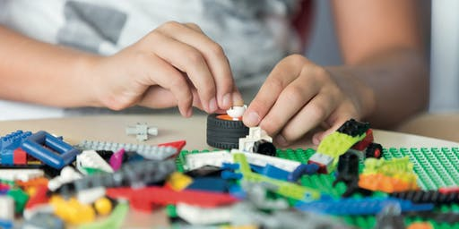 Lego Club at Umina Library