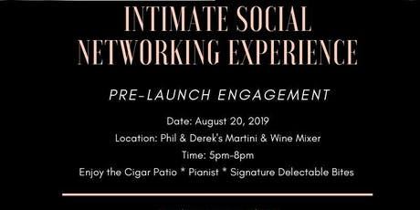 Intimate Social Networking Experience  tickets