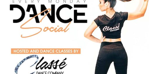 Bachata & Salsa Dance Classes Hosted by Classe dance company