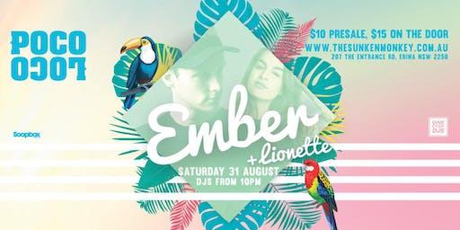 Poco Loco ft. Ember & Lionette