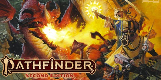 Pathfinder 2.0 Friday afternoon at Round Table Games