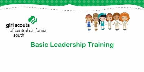 Basic Leadership Training  - Kings  tickets