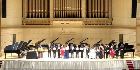 2019 STEINWAY PIANO COMPETITION WINNERS CONCERT tickets
