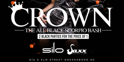 Sat Nov 16th ::: Crown / The All Black Block Party