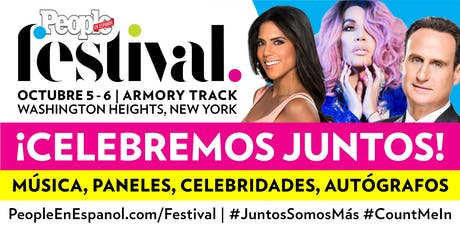 People en Español presenta FESTIVAL NYC! tickets