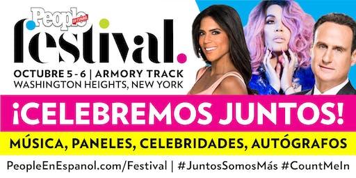 People en Español presenta FESTIVAL NYC!