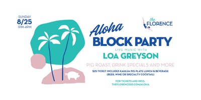 Aloha Block Party