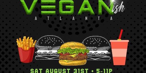 VEGANish: ATLs Vegan/Vegetarian Block Party