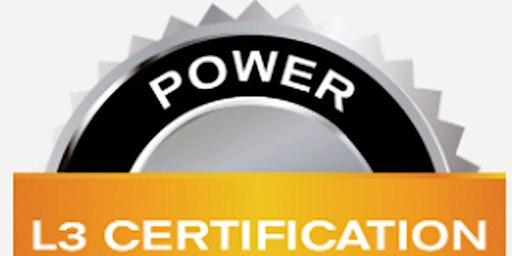 BANKCODE L3 Trainer Certification [Jan. 30-31]