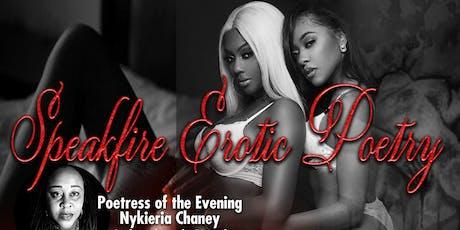 Atlanta Black Pride presents SpeakFire: A Night of Erotica tickets
