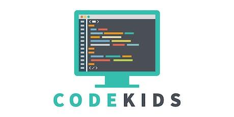 Code Kids tickets