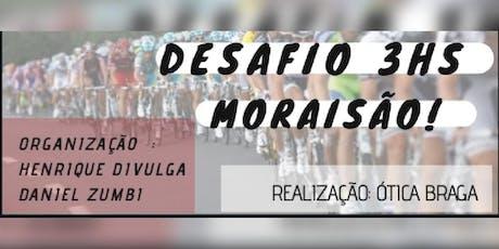 Grande desafio 3 horas Moraisão! ingressos