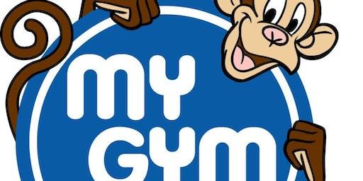 Preschoolers! Fitness! Fun!