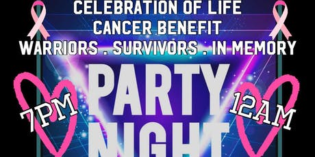 Celebration of Life Cancer Benefit tickets