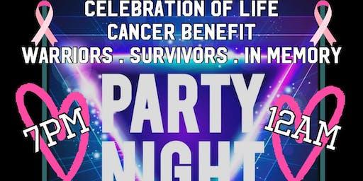 Celebration of Life Cancer Benefit