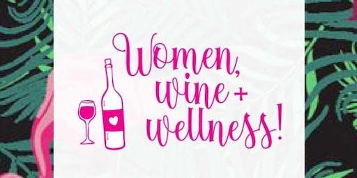 Women, Wine & Wellness Seminar