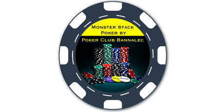 Monster Stack by Poker Club Bannalec (D1b) billets