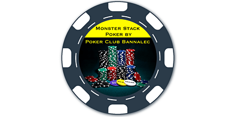Monster Stack by Poker Club Bannalec (D1b) billets