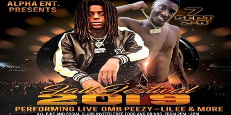 Fall Fest 2K19 featuring OMB Peezy tickets