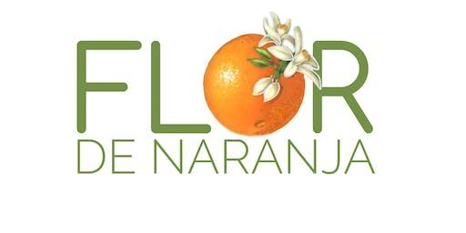 Flor de Naranja... El Seminario