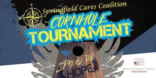 Springfield Cares Cornhole Tournament