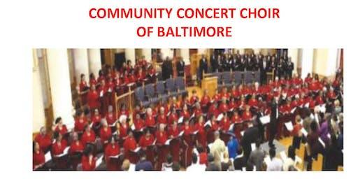 Community Concert Choir of Baltimore