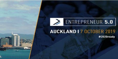 Entrepreneur 5.0 - Get Your Business 2020 Ready tickets