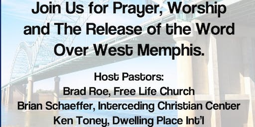 Worship Over West Memphis
