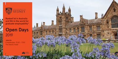 The University of Sydney Open Day - Jakarta