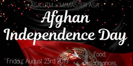 Afghanistan Independence Day Celebration 2019 tickets